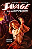 img - for Pat Savage: Six Scarlet Scorpions (The Wild Adventures of Pat Savage) (Volume 1) book / textbook / text book