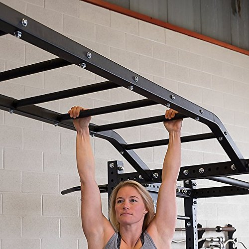 Body-Solid SPRMB Monkey Bars for Power Rack SPR1000 by GymBasis