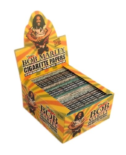 Bob Marley King Size Papers - 10 - Outlet Kings