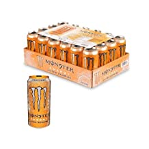 Monster Energy Ultra Sunrise Drink (16-Ounce Can) 24 Count