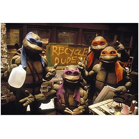 Teenage Mutant Ninja Turtles: The Secret of the Ooze 8 Inch ...