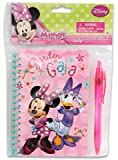 60 Sheet Disney Minnie Mouse Journal w/Pen 48 pcs sku# 1859043MA