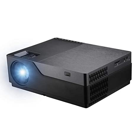 Proyector Profesional El Soporte 3D de Cine en casa Proyector Full ...
