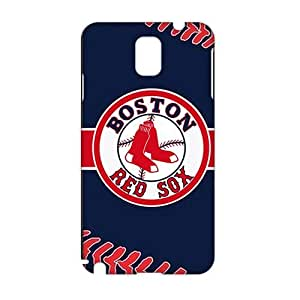 Angl 3D Case Cover Boston Red Sox Phone Case for Samsung Galaxy Note3
