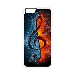 """Musical notation Customized Phone Case for iPhone6 Plus 5.5"""",diy Musical notation Case"""