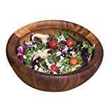 Ironwood Gourmet 28108 Large Salad Bowl, Acacia Wood