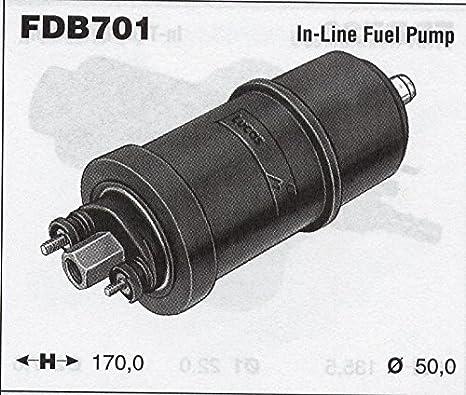 LUCAS FDB701 Bomba de combustible