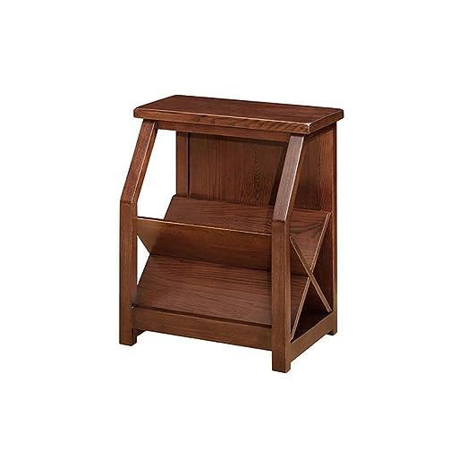 AGWa Perchero de madera maciza americana | Revistero ...