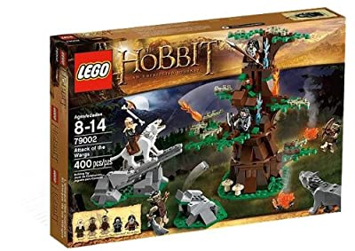 Lego The Hobbit Attack Of The Wargs by LEGO