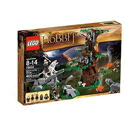LEGO The Hobbit Attack of The Wargs: Toys & Games