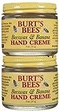 Burts Bees Bb Cream Burt's Bees Hand Crme - Beeswax & Banana - 2 oz - 2 pk