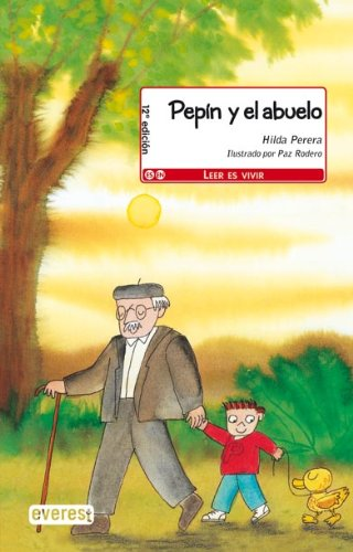 Pepín y el abuelo by Everest Publishing