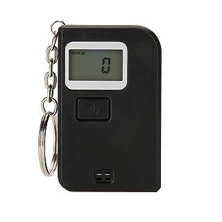 Leggero Display Digitale accurato Accessorio per la Guida Tascabile Werst Etilometro Portatile per Alcool