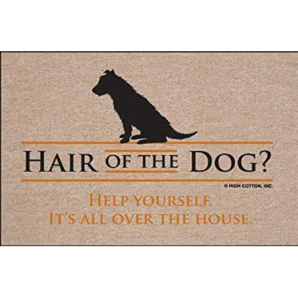 Bon Hair Of The Dog Doormat