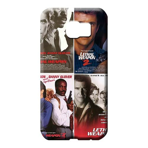 First-class Mobile Phone Shells Specially Protective Beautiful Cases Lethal Weapon 3 Samsung Galaxy S7
