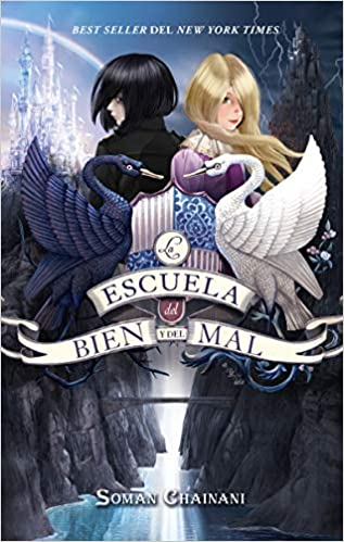 Escuela del Bien y del Mal, La (Spanish Edition): Soman Chainani: 9788492918430: Amazon.com: Books