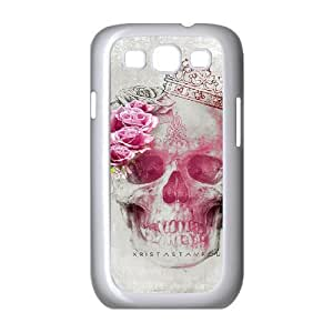 taoyix diy skull ZLB814973 Customized Phone Case for Samsung Galaxy S3 I9300, Samsung Galaxy S3 I9300 Case