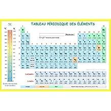 Tableau Pe`riodique des e`leme`nts (French Edition)