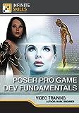 Software : Poser Pro Game Dev Fundamentals [Online Code]