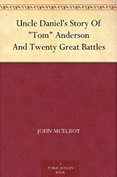 Uncle daniel 39 s story of tom anderson and for Uncle tom s cabin first edition value