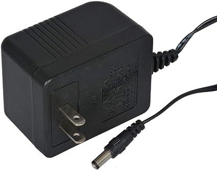 Jameco Reliapro ADU090150A2231 AC to AC Wall Adapter Transformer 9V @ 1500 mA Straight 2.5 mm Female Plug Black