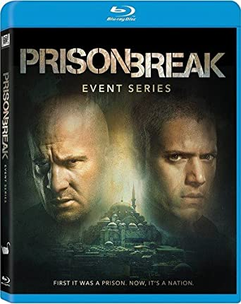 prison break in italiano