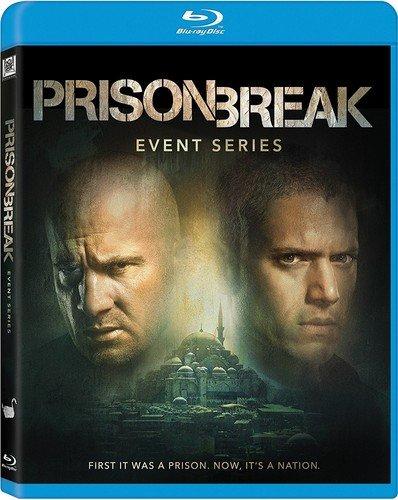 Prison Break Event Series - Break 3 Prison