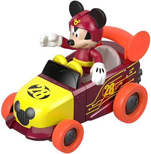 Fisher-Price Disney Mickey & the Roadster Racers, 2-in-1 Supercharged Mickey from Fisher-Price