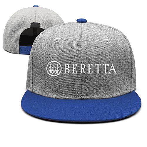 ftuyuy erett Unisex Beretta-Logo- Fitted Caps Sun Hats