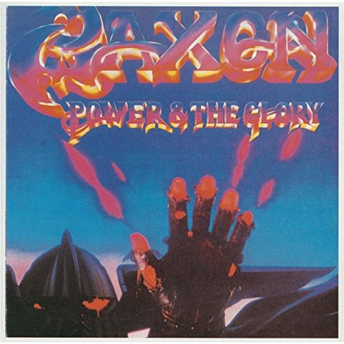 Saxon: Power and the Glory (Audio CD)