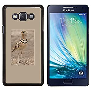 Dragon Case - FOR Samsung Galaxy A7 - sand summer bird poster brown nature - Caja protectora de pl??stico duro de la cubierta Dise?¡Ào Slim Fit