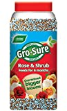 Gro-sure 6 Month Slow Release Rose and Shrub Food, 1.1 kg