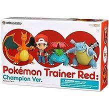Nendoroid Pokémon Trainer Red: Champion Ver. Posable Figure