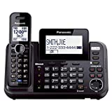 Panasonic KX-TG9541B Link2Cell Bluetooth Enabled 2-Line Phone with Answering Machine & 1 Cordless Handset