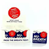 Nu Breath Breath Freshener, Herbal 12ct/box