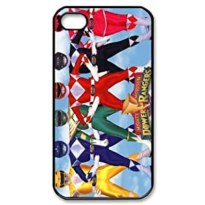 Power Rangers iPhone 4/4s Case Hard Back Cover Cases NMPC0527