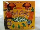 Trader Joe's Apple Carrot Fruit Sauce Crushers - 4 Pouches