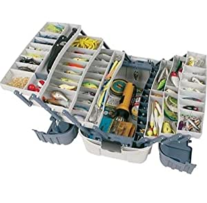 Flambeau outdoors hip roof tackle box home for Amazon fishing gear