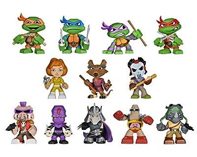 Funko Mystery Minis: TMNT Teenagme Muntant Ninja Turtles Toy Action Figures