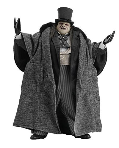 NECA Batman Returns Mayoral Penguin Devito Action Figure (1/4 Scale)