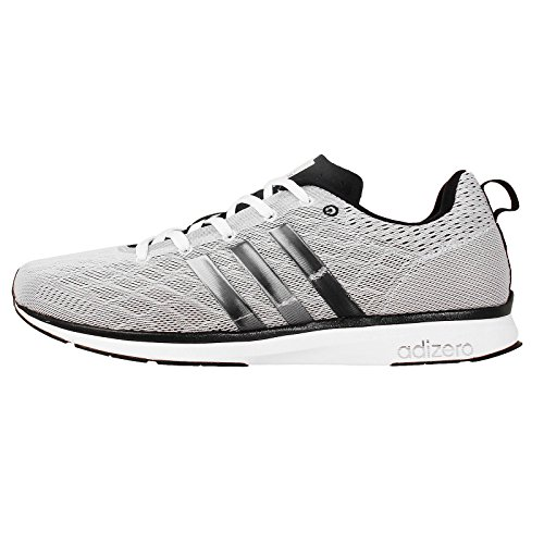 buy online ac58c c5724 Adidas Mens Adizero Feather 4 M, WHITEBLACKWHITE, 10.5 M US - Buy Online  in Oman.  Apparel Products in Oman - See Prices, Reviews and Free Delivery  in ...
