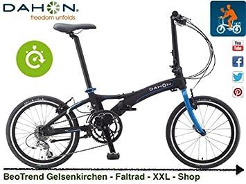Dahon bicicleta plegable Visc d18 20 (18 velocidades