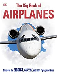 From military planes to the commercial jumbo jet to space shuttles, the Big Book of Airplanes is a spectacular look at a subject that fascinates kids. Find out how farmers use planes to help manage their crops and get a look at the bri...
