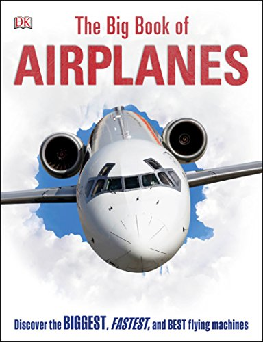 Airplane Alphabet Book - The Big Book of Airplanes