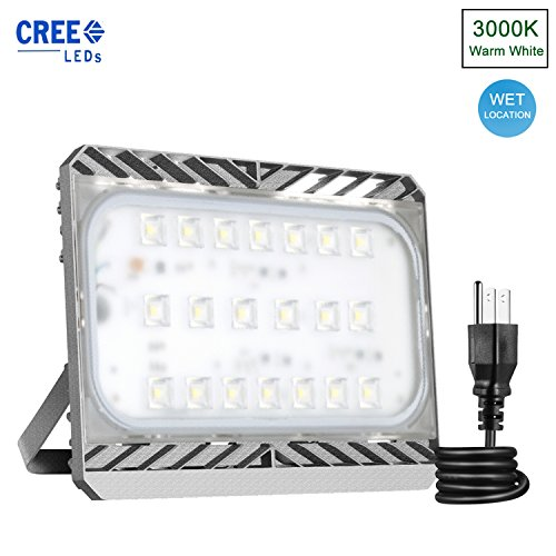 stasun led security lights 100w super bright led flood light
