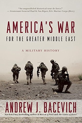 Image of America's War for the Greater Middle East: A Military History
