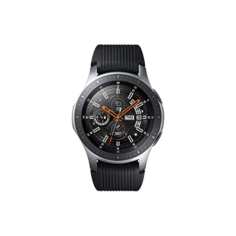Amazon.com: Samsung Galaxy Watch 46mm Gris Acier: Computers ...