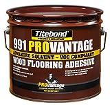 Titebond 8179 PROvantage Wood Flooring Adhesive Metal Pail, 3.5 gal