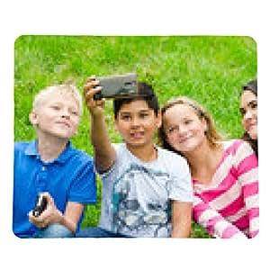 alfombrilla de ratón los adolescentes a tomar una autofoto - rectangular - 23cm x 19 cm