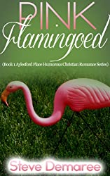 Pink Flamingoed (Book 1 Aylesford Place Humorous Christian Romance Series)